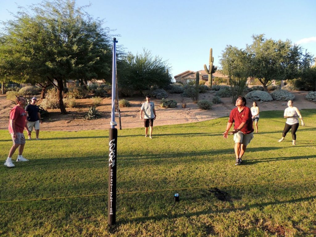 Cobra Outdoor Volleyball Net System