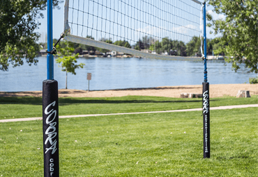 Viper Outdoor Volleyball Net System