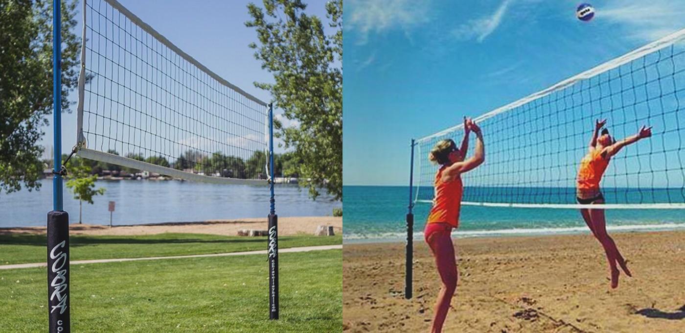 Cobra Volleyball Nets