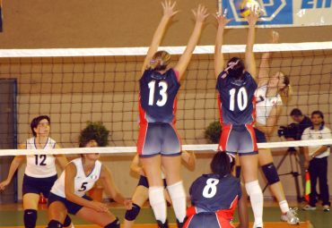 Volleyball forever…summer, winter, fall and spring