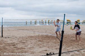 Cobra Beach Tennis Net System – Paddle Version