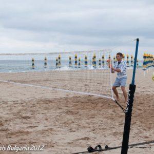 Cobra Beach Tennis Net System
