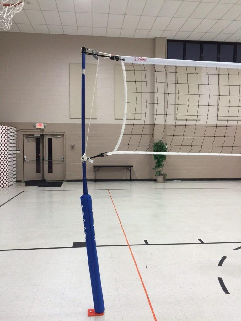 Cobra Indoor Volleyball Net System – Floating Floors