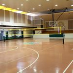 Cobra Indoor Volleyball Net System – Existing Sleeves