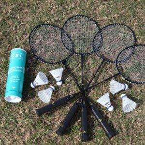 Badminton Racket Kit