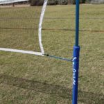 Viper II Outdoor Badminton Net System