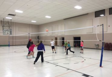What Can a Custom Volleyball System Offer You?